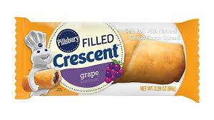 pillsbury frozen filled crescent
