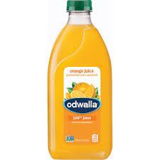 odwalla orange juice bottle 59 fl oz