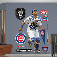 Fathead Geovany Soto Chicago Cubs