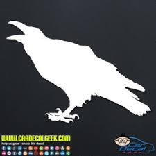 Raven Crow Car Truck Window Decal Sticker