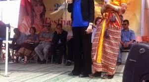 edition du festival de la robe kabyle