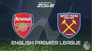 2020-21 Premier League – Arsenal vs West Ham Preview & Prediction - The  Stats Zone