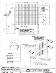 Building Product High Security Fencing Impasse Ii 101cc74 Arcat