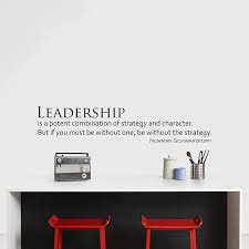 Amazon Com My Vinyl Story Norman Schwarzkopf Leadership Inspirational Motivational Wall Art Decal Quote For Staying Inspired Motivated Focused Positive Office Decor Words And Saying Encouragement 36x8 Inches Home Kitchen