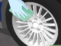 how to clean alloy wheels 13 steps