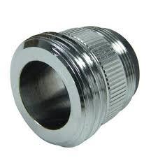chrome male female aerator adapter