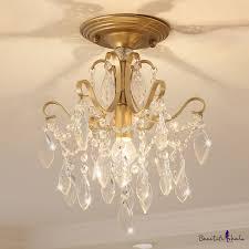 bulb living room flush lamp traditional