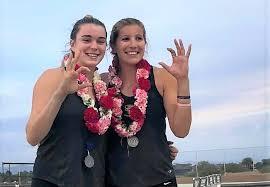 Salpointe's Alex Parkhurst & Abby Russell win D-II beach volleyball pairs    AZPreps365