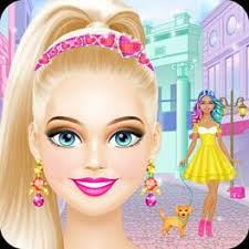 fashion makeup and dress up game
