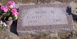 Ruth Myrtle Graham Flavell (1920-1987) - Find A Grave Memorial