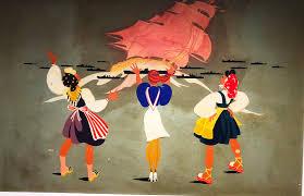 America in 1943 Artwork By Helen Johnson - Buy Art on Artplode