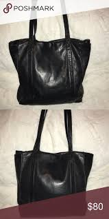cole haan leather tote leather tote