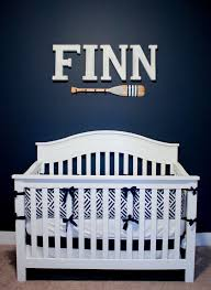 home tour finn s nautical nursery