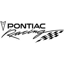 Amazon Com Bd Usa Pontiac Racing Decal Decal Sticker Vinyl Car Home Truck Window Laptop Automotive