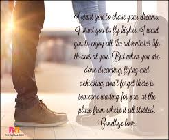 goodbye love quotes quotes for when the time has come to part