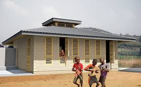 Tradition Meets Innovation Building A Sustainable School In Ghana Webuilding Apsaidal