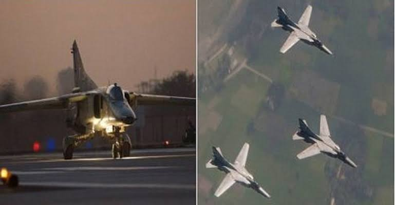 Image result for Mig 27 farewell
