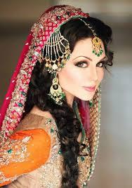 how to apply bridal makeup in urdu