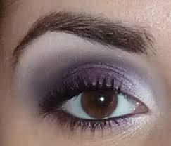 dramatic purple smokey eye makeup tutorial