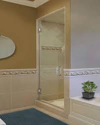 single frameless shower doors dulles