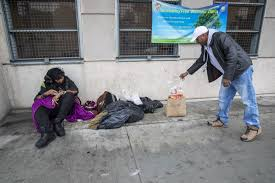9 homeless people in L.A. County test positive for coronavirus | KTLA