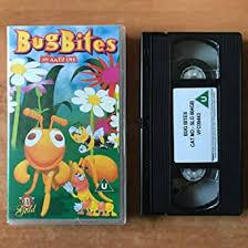 Amazon.com: Bug Bites: An Ant's Life [VHS]: Claudine Ohayon ...