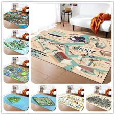 New Activity Children Puzzle Play Mat Carpet Kids Room Rug Baby Bedroom Crawl Game Carpets Kids Bathroom Non Slip Rug Tapete Carpet Aliexpress