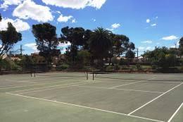 Ada Ryan Gardens Sports Courts | SAcommunity - Connecting Up Australia