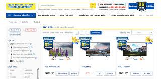Nên hay không việc đặt mua Tivi online