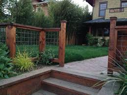 Great Creative Front Yard Fences With Front Yard Fence Ideas Houseds Com Modern Front Yard Backyard Fences Fence Design