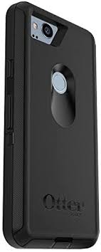 Amazon Com Otterbox Defender Series Case For Google Pixel 2 Retail Packaging Black