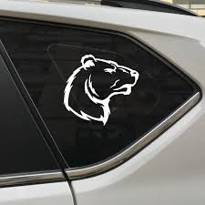 Buy 2 Pieces Car Sticker Lovely Bear Pattern Waterproof Removable Sticker Car Sticks Decals At Jolly Chic