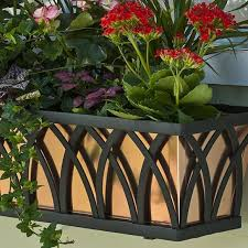 How To Choose Brackets For Railing Planters In 4 Easy Steps