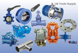 Equipments Used In Oil And Gas Industry/SOW