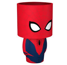Spider Man Kids Bedroom Table Lamps Home Interiors Spiderman Room Spiderman Bedroom Marvel Room