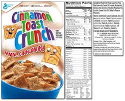 is cinnamon toast crunch vegan vegan