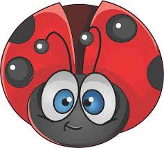 5in X 4 5in Red Ladybug Sticker Vinyl Animal Vehicle Window Decal Stickers Stickertalk