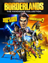 Borderlands®: The Handsome Collection™ Now Available