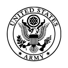 United States Army Great Seal America U S Military Vinyl Decal Sticker