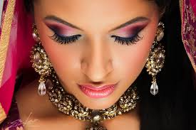 indian bridal makeup expert