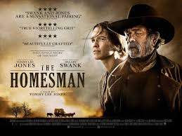 The Homesman', a 'homely' woman and why I was bored with it all ...