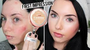 new l true match lumi cushion