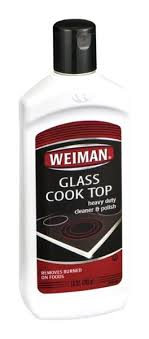 weiman glass cook top cleaner polish