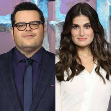 You Need to See Josh Gad's Impression of Frozen Co-Star Idina ...