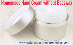 diy homemade hand cream without beeswax