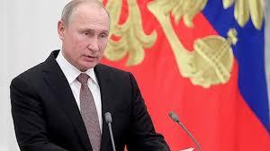 Главное из обращения Путина к народу от 08.04.2020 - YouTube