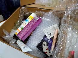 jabong makeup kit haul