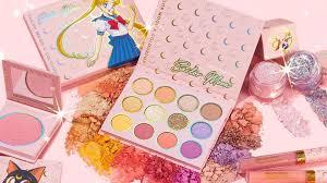 sailor moon makeup line lets you