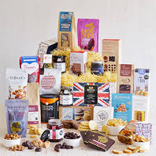 gourmet british gift baskets for usa