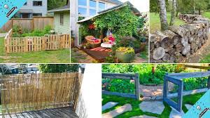 100 Cheap Diy Privacy And Fence Ideas For Your Garden Garden Ideas Youtube